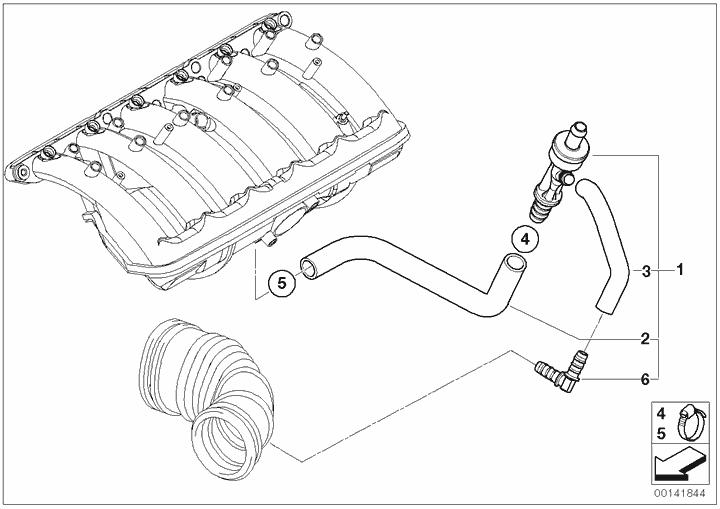 e46 m52 an00  temoin de temperature moteur carthographie