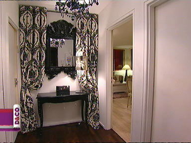 conseils d co dissimuler un tableau lectrique. Black Bedroom Furniture Sets. Home Design Ideas