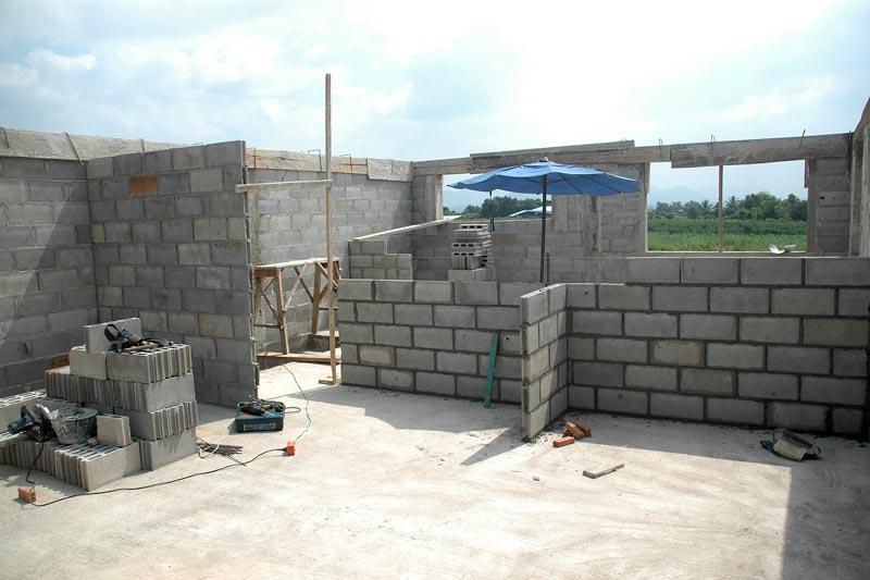 Construction charpente metallique maison au cameroun