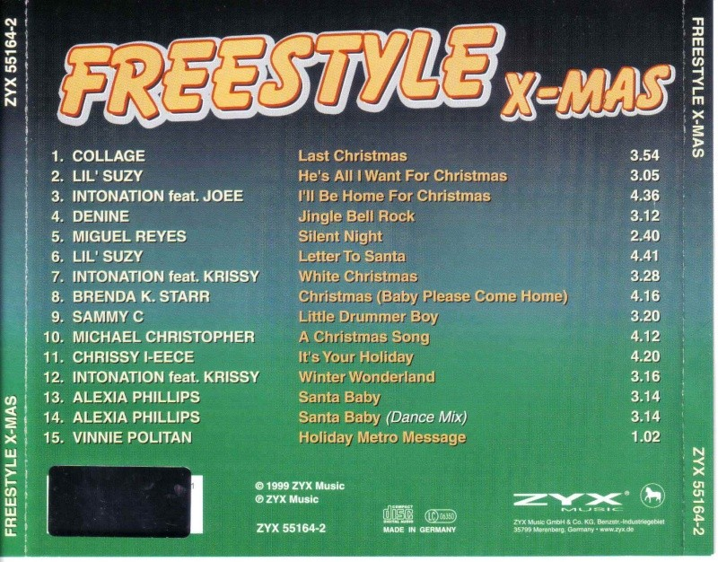 Freestyle X-Mas