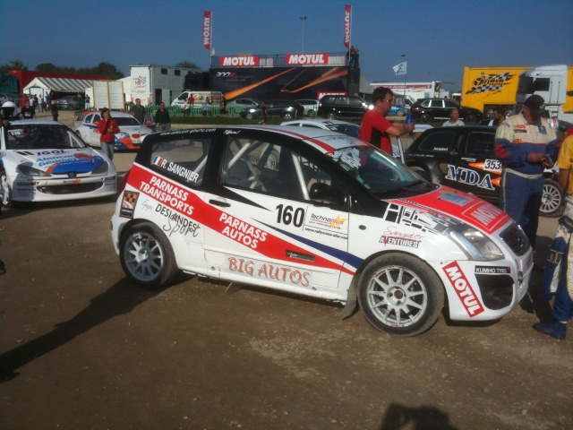 Essay rallycross 2010