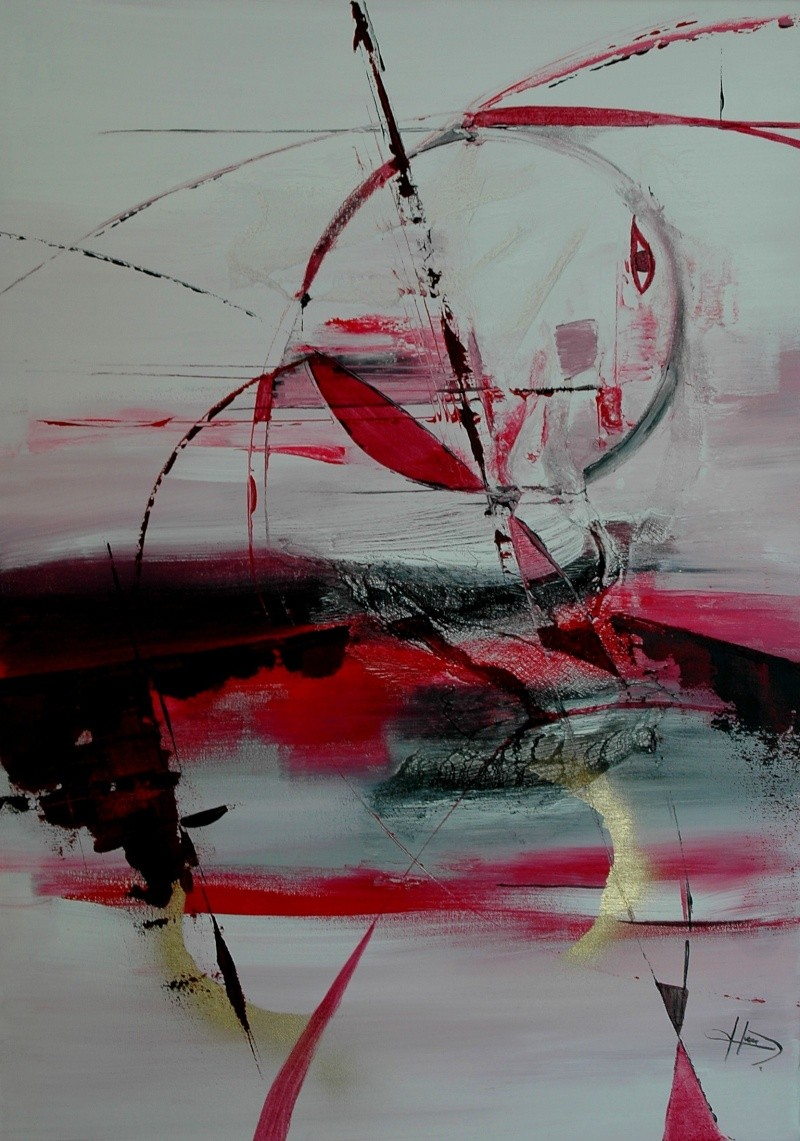 L'OEIL DU LOUP dans Acryliques sur toile 136_l_10