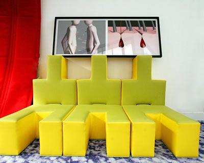 matali crasset. Black Bedroom Furniture Sets. Home Design Ideas