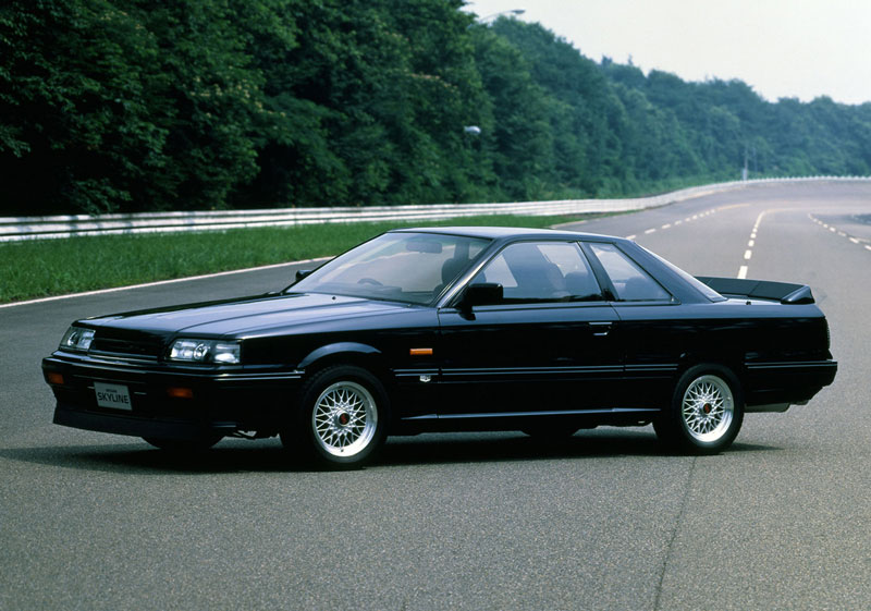 1982 Nissan Skyline 1800 TI R30 related infomation,specifications