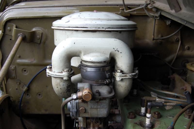 carburateur solex dodge wc
