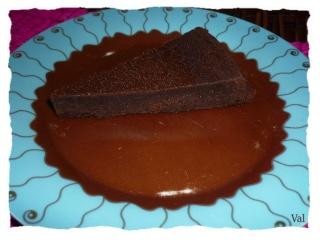 Blog de valsixt : Les gourmandises de Val, Fondant Choc'Marron !