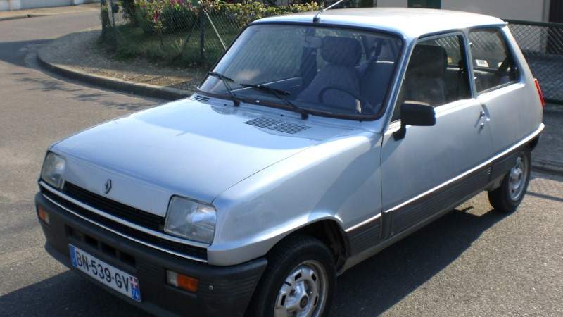 1984 renault 5 gtl related infomation specifications weili automotive network. Black Bedroom Furniture Sets. Home Design Ideas