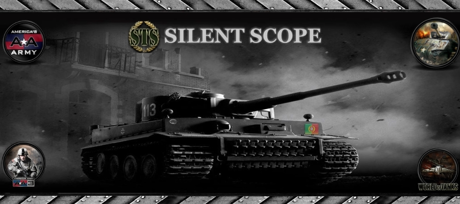 Silent Scope World of Tanks