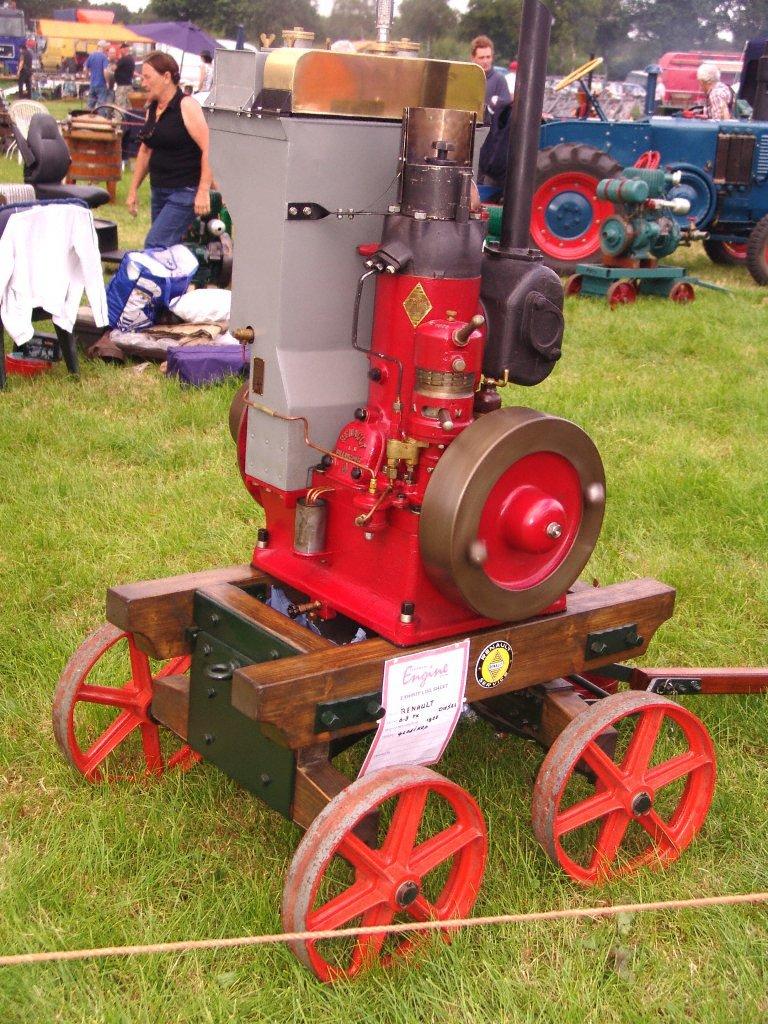 les renault d u0026 39 avant guerre    ancien moteur renault