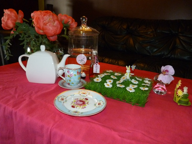 Table De Princesse Balade Gourmande De C Cile