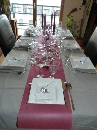 table de princesse - balade gourmande de cécile