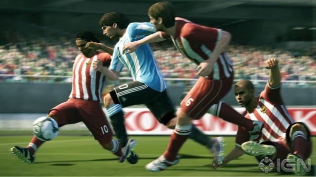 Evolution Soccer النسخة الاصلية