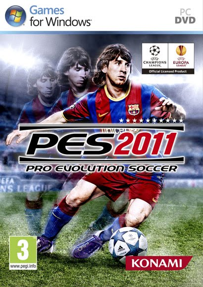 حميل لعبة Evolution Soccer 2011 Full بحجم