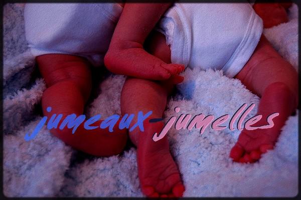 JUMEAUX-JUMELLES