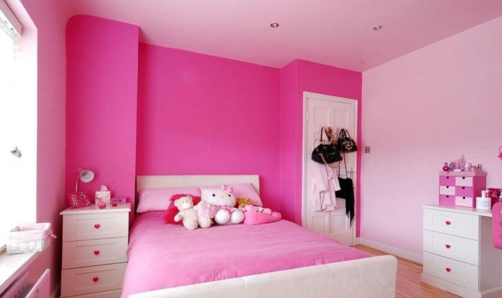 D co chambre fillette de 4 ans for Chambre princesse conforama
