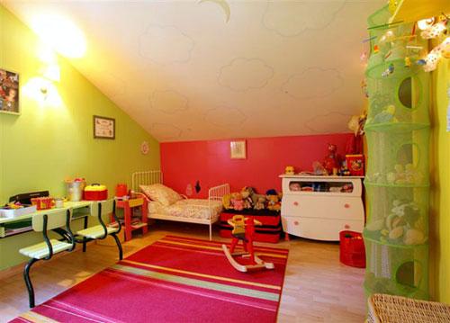 D co chambre fillette de 4 ans - Chambre enfant 4 ans ...