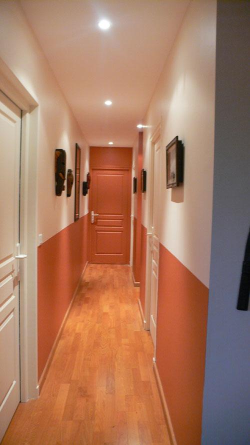 Déco couloir