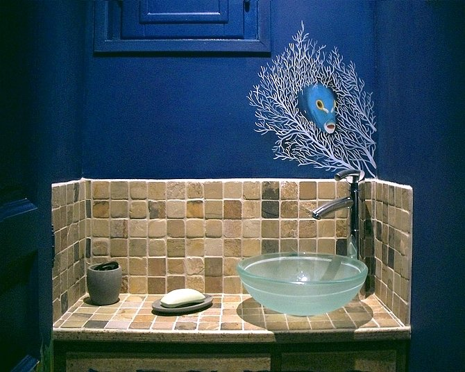 id toilettes grecques. Black Bedroom Furniture Sets. Home Design Ideas