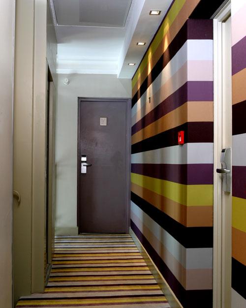 D co couloir - Couloir sombre quelle couleur ...