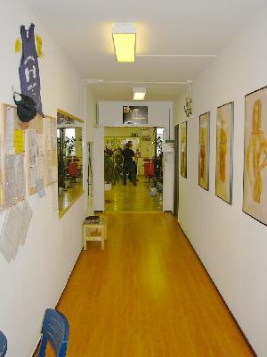 D co couloir for Decoration couloir long