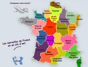 Les Merveilles de France en un clin d'oeil