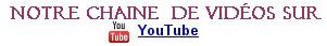 Nous concevons des vidéos pour mis en lingne sur YouTube