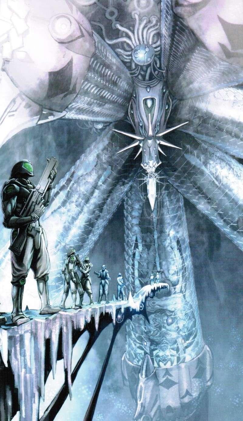 PARTIE VII: LES PREMIERES GUERRES CIVILES (2031-2045)
