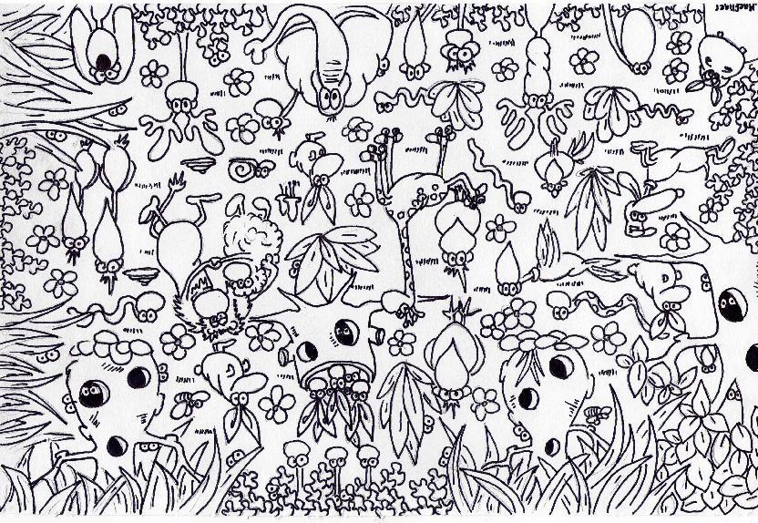Dessin colorier - Image de smiley a imprimer ...