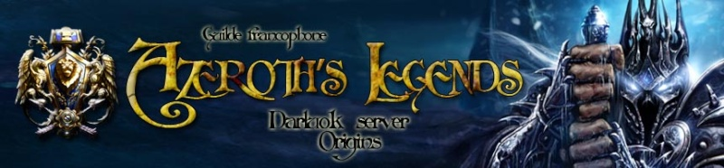Azeroth's Legends