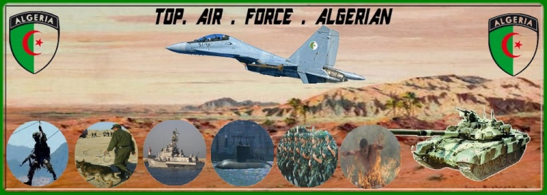 TOP air force Algerian