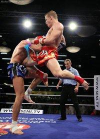 ISKA champ Jordan Watson