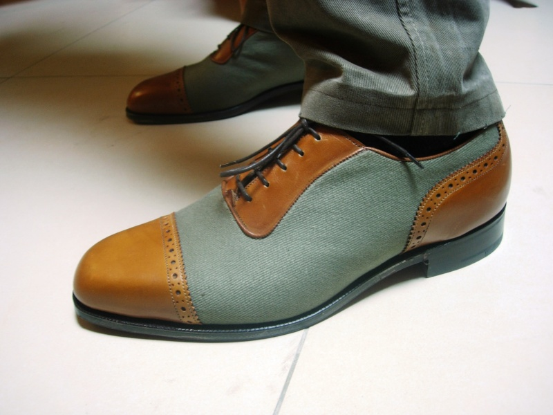 Veau Noir Cuir Piccadilly Brogues Trickers Bout D'aile I5iv2X