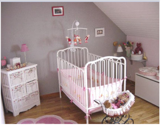 Id e d co peinture chambre b b for Idee deco chambre bebe mixte