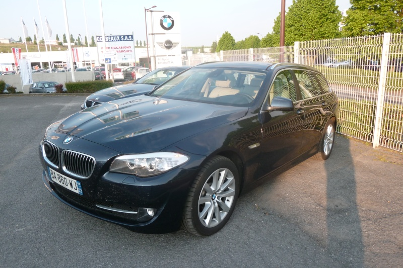 essai 530d touring f11 pack luxe innovation forum bmw. Black Bedroom Furniture Sets. Home Design Ideas