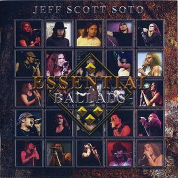 Jeff Scott Soto - Essential Ballads (2006) [Lossless]