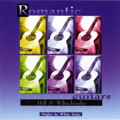 Hill & Wiltschinsky - Romantic Guitars (4CD)