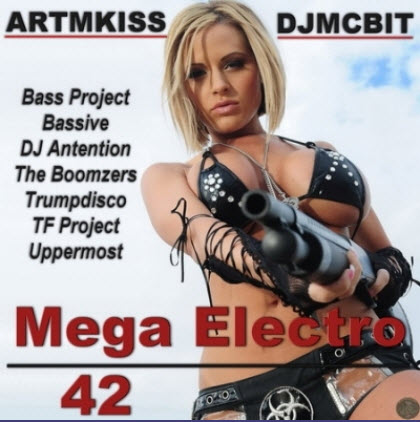 Mega Electro from DjmcBiT vol.42