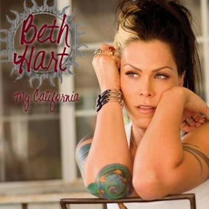 Beth Hart � My California (2010)