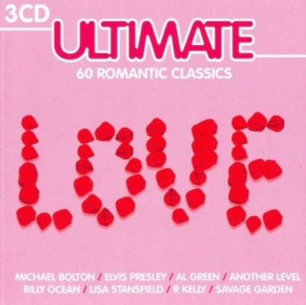 VA - Ultimate Love (2009) (Lossless)