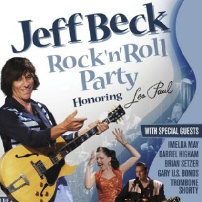 Jeff Beck - Rock 'N' Roll Party - 2011