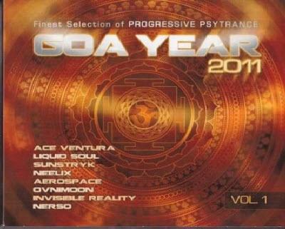 VA - Goa Year 2011 Vol. 1 (2011) FLAC