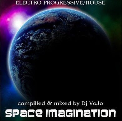 VA - Space Imagination mix by Dj VoJo (2011)