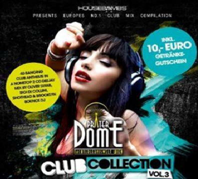 VA - Prater Dome Club Collection Vol.3 (2011)