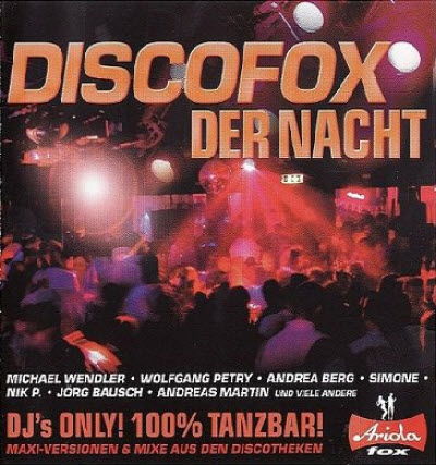 VA - Discofox Der Nacht (2010)
