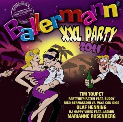 VA - Ballermann XXL Party (2011)