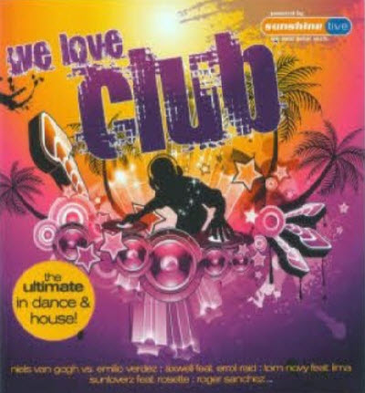 VA - We Love Club (2011)