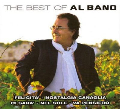 Al Bano - The Best of Al Bano (2011) FLAC