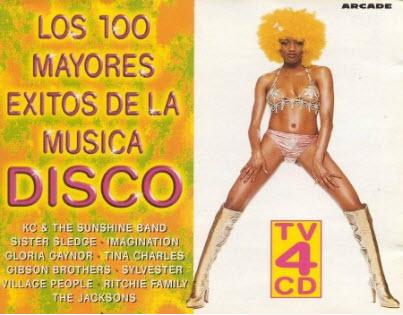 VA - Los 100 Mayores Exitos De La Musica Disco