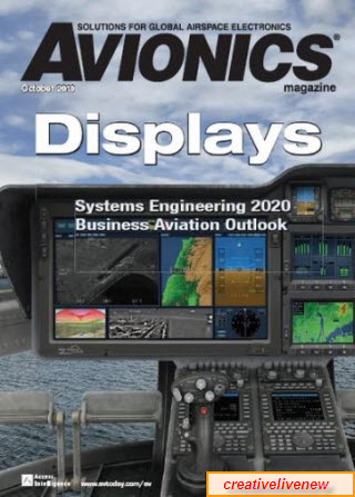 Avionics Magazine, October 2010