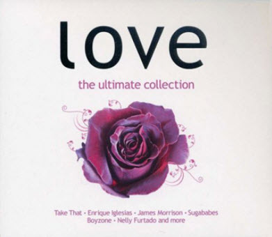 VA - Love - The Ultimate Collection (3CDs) (2007)